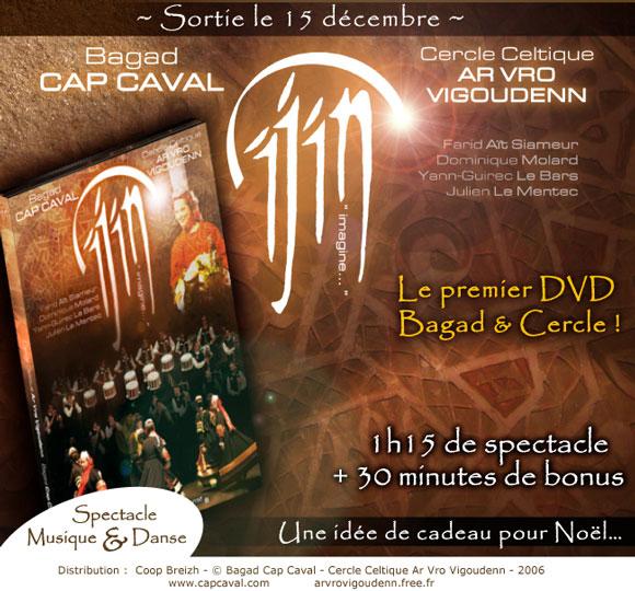 Ijin DVD